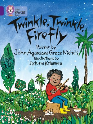 cover image of Twinkle, Twinkle, Firefly