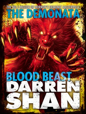 cover image of Blood Beast
