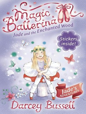cover image of Jade and the Enchanted Wood
