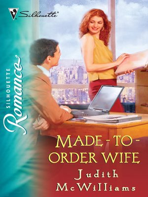 cover image of Made-To-Order Wife