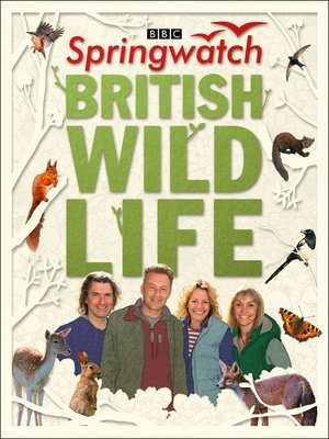 cover image of Springwatch British Wildlife
