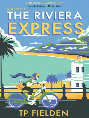 cover image of The Riviera Express