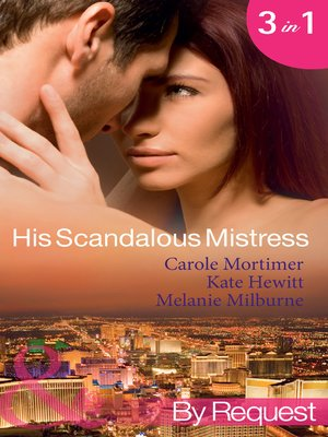 cover image of His Scandalous Mistress