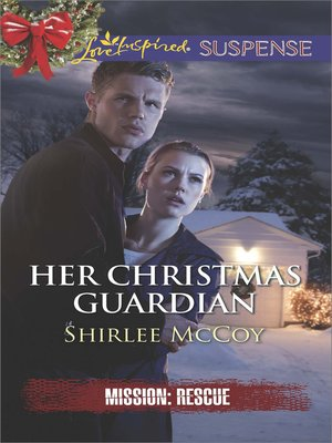 cover image of Her Christmas Guardian