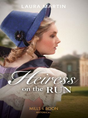cover image of Heiress On the Run