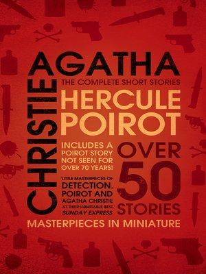 cover image of Hercule Poirot