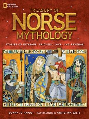 cover image of Treasury of Norse Mythology