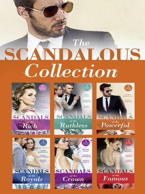 cover image of The Scandalous Collection