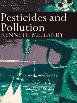 cover image of Pesticides and Pollution