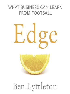 cover image of Edge