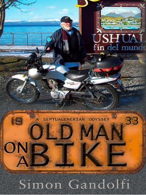 cover image of Old Man on a Bike