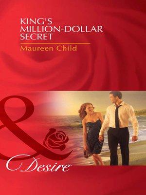 cover image of King's Million-Dollar Secret