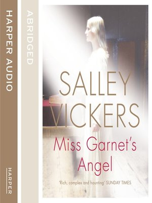 cover image of Miss Garnet's Angel