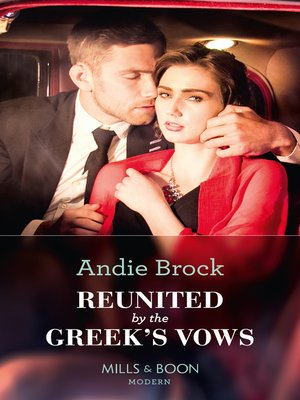 cover image of Reunited by the Greek's Vows