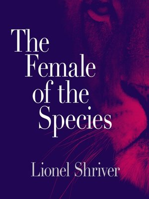 cover image of The Female of the Species