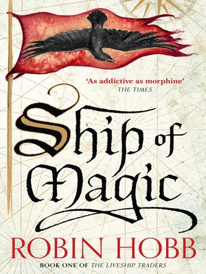 cover image of Ship of Magic
