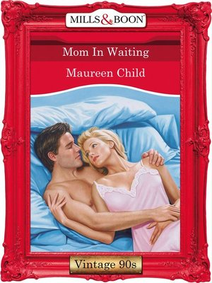 cover image of Mom in Waiting