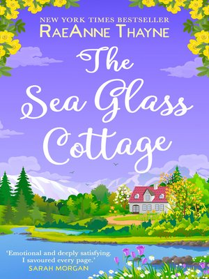 cover image of The Sea Glass Cottage