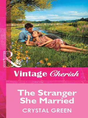 cover image of The Stranger She Married