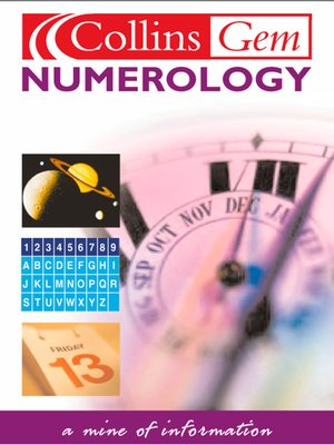 cover image of Numerology