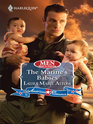 cover image of The Marine's Babies