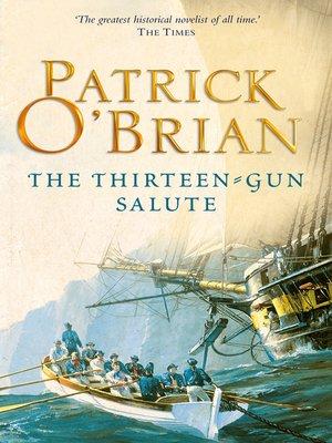 cover image of The Thirteen-Gun Salute