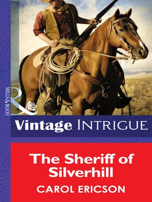 cover image of The Sheriff of Silverhill