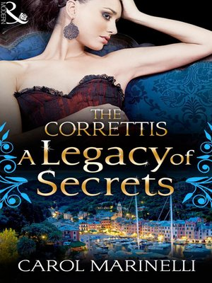 cover image of A Legacy of Secrets