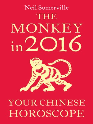 cover image of The Monkey in 2016