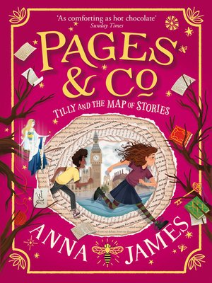 cover image of Tilly and the Map of Stories