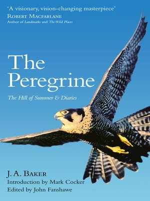 cover image of The Peregrine