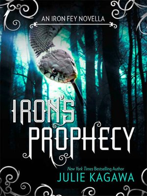 cover image of Iron's Prophecy
