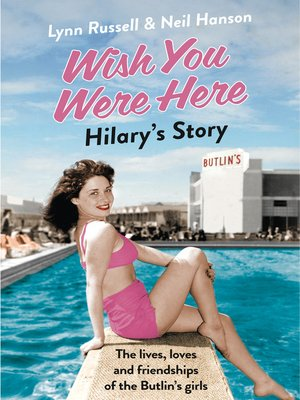 cover image of Hilary's Story (Individual stories from WISH YOU WERE HERE!, Book 1)