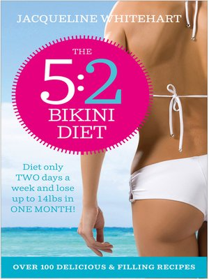 cover image of The 5:2 Bikini Diet