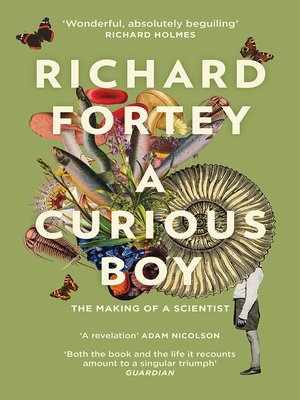 cover image of A Curious Boy