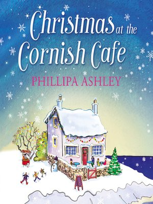 cover image of Christmas at the Cornish Café