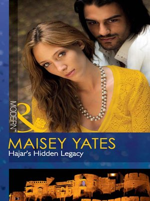 cover image of Hajar's Hidden Legacy