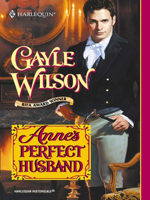 cover image of Anne's Perfect Husband