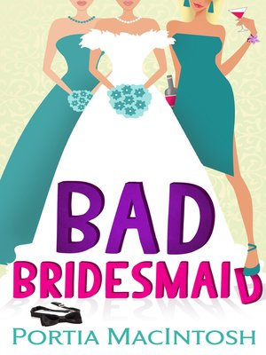 cover image of Bad Bridesmaid
