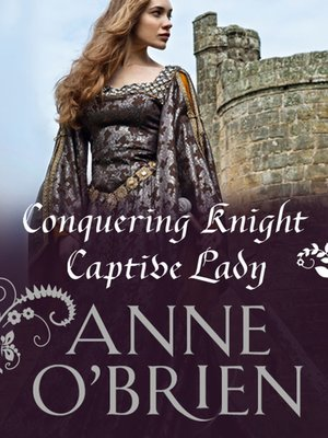 cover image of Conquering Knight, Captive Lady