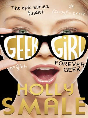 cover image of Forever Geek