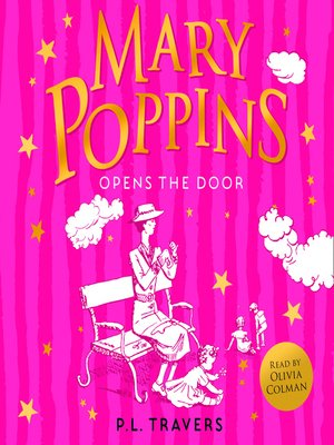 cover image of Mary Poppins Opens the Door