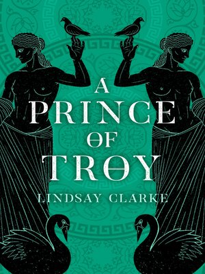 cover image of A Prince of Troy