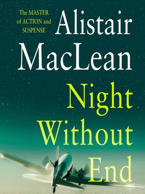 cover image of Night Without End