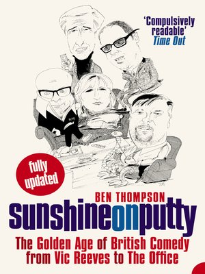 cover image of Sunshine on Putty