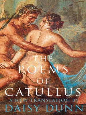 cover image of The Poems of Catullus