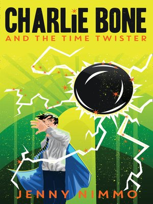 cover image of Charlie Bone and the Time Twister