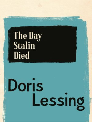 cover image of The Day Stalin Died