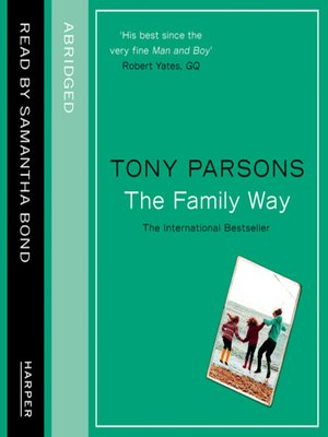 cover image of The Family Way