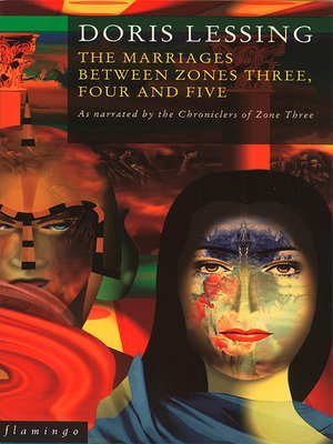 cover image of The Marriages Between Zones 3, 4 and 5